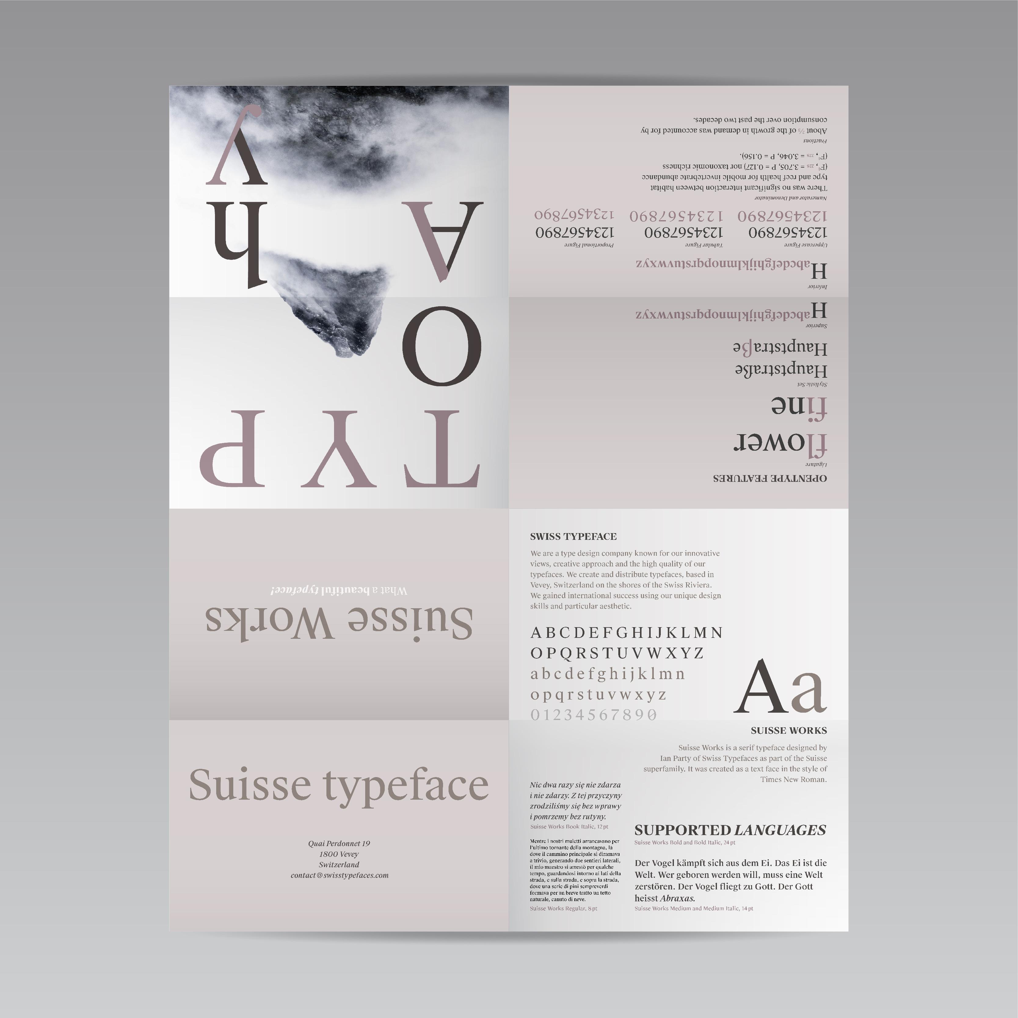 Folding_Type_specimen_Mock_up